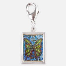 Diabetes Butterfly Charms