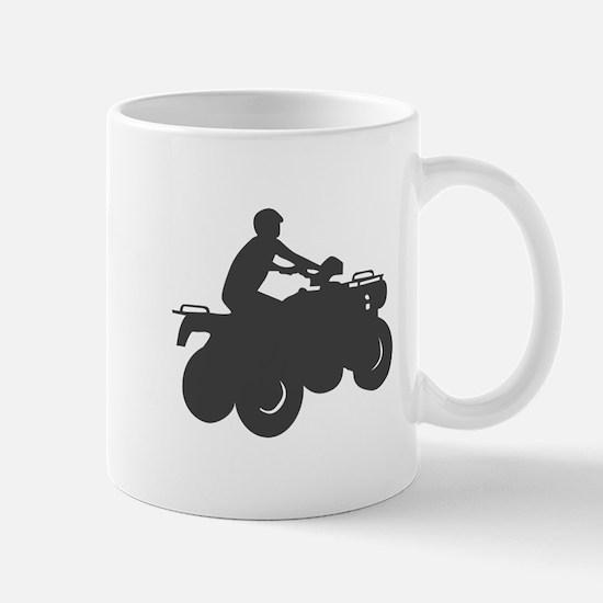 4 Wheeler AVT Mug