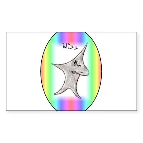 All4Love Wink Sticker