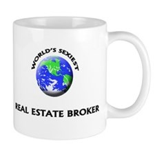 World's Sexiest Real Estate Broker Small Mug