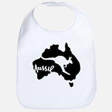 Aussie Roo Bib