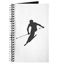 Downhill Skiing Journal