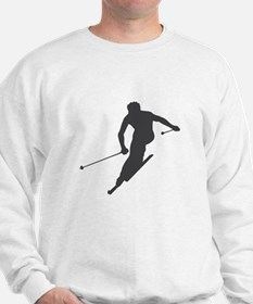 Downhill Skiing Sweater