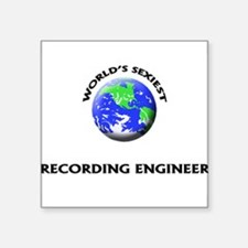 World's Sexiest Recording Engineer Sticker