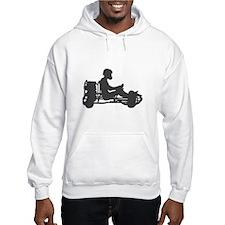Go Kart Racing Hoodie
