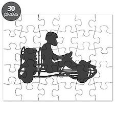Go Kart Racing Puzzle