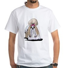 KiniArt Shih Tzu Show Girl Shirt