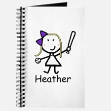 Softball - Heather Journal