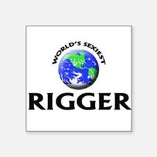 World's Sexiest Rigger Sticker
