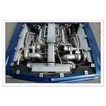 NRE Pontiac LeMans motor 35