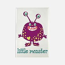 Little Monster Rectangle Magnet