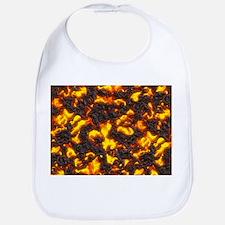 Hot Lava Bib