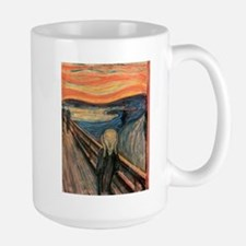 scream shirt Mug
