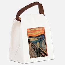 scream shirt Canvas Lunch Bag