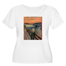 scream shirt Plus Size T-Shirt