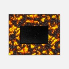 Hot Lava Picture Frame