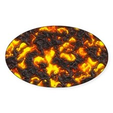 Hot Lava Decal