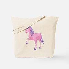 Pink Unicorn Tote Bag