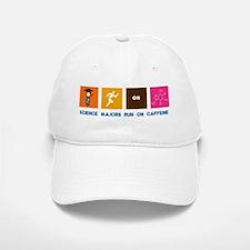 Science Majors Run On Caffeine Baseball Baseball Baseball Cap