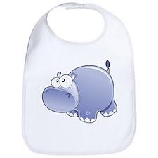 Happy Hippo Bib