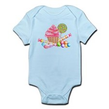 Wonderland Sweets Body Suit