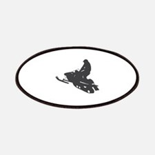 Snowmobile - Snowmobiling Patches