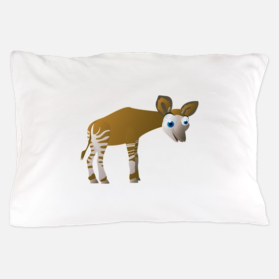 Okapi Pillow Case