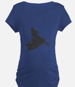 Snowmobile - Snowmobiling T-Shirt