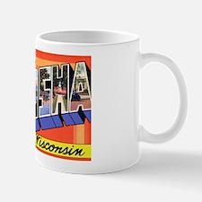 Kenosha Wisconsin Greetings Mug