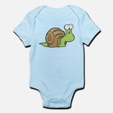 Spotted Snail Body Suit