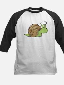 Spotted Snail Baseball Jersey