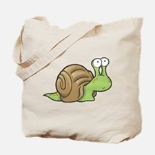 Spotted Snail Tote Bag