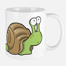 Spotted Snail Mug