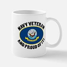 Proud Air Force Veteran Mug