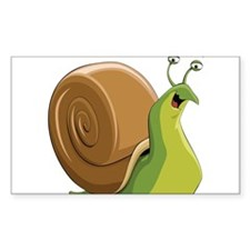 Snail Decal