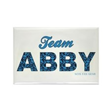 TEAM ABBY Rectangle Magnet