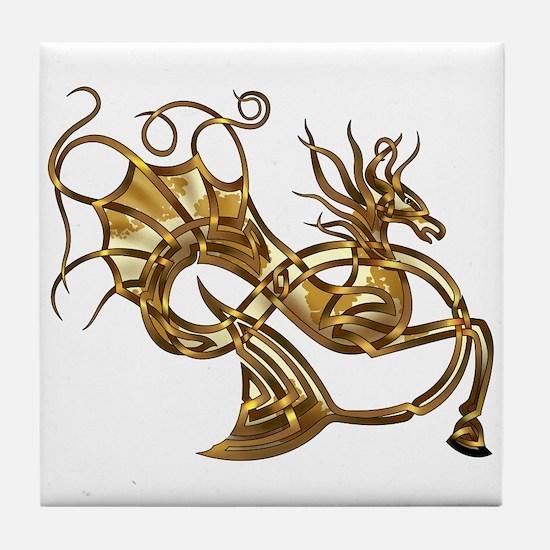 Pintocampus Tile Coaster