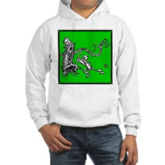 Attacked by the Fighting Tree Hoodie