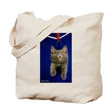 'Hang in There' Tote Bag