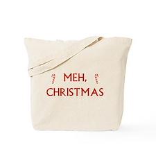 Meh Christmas Tote Bag