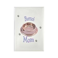 Bozoi Mom Rectangle Magnet