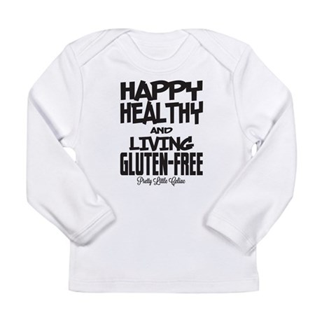 PLC_Happy_1M Long Sleeve T-Shirt