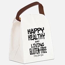 PLC_Happy_1M Canvas Lunch Bag