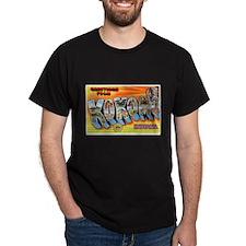 Kokomo Indiana Greetings (Front) T-Shirt
