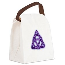 Charmed Triquetra Trinity Symbol (sc) Canvas Lunch