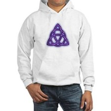 Charmed Triquetra Trinity Symbol (sc) Hoodie
