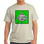 Cowardly Lion 1 Ash Grey T-Shirt