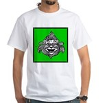 Cowardly Lion 1 White T-Shirt