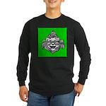 Cowardly Lion 1 Long Sleeve Dark T-Shirt