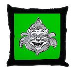 Cowardly Lion 1 Throw Pillow